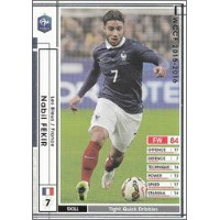 WCCF 15-16 Ver.2.0 白 ナビル・フェキル 【Les Bleus France】 A081/A159