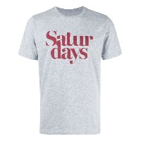 Saturdays Nyc - Saturdays Tシャツ - men - コットン - L