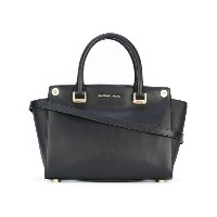 Michael Michael Kors - 'Selma 3-in-1' medium satchel - women - レザー - ワンサイズ
