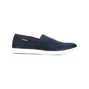 Calvin Klein - slip on shoes - men - レザー/Tactel/rubber - 41