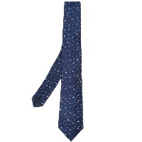 Lanvin - abstract print tie - men - シルク - ワンサイズ