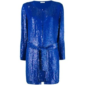 P.A.R.O.S.H. - Gughi sequinned jacket - women - ビスコース/PVC - L