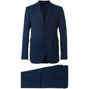 Tagliatore - two-piece suit - men - キュプロ/ウール - 58