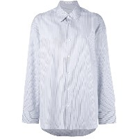 Jil Sander - Clara striped shirt - women - コットン - 40