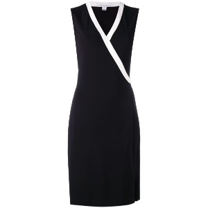 Diane Von Furstenberg - mod wrap dress - women - ビスコース - 8