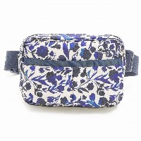 LeSportsac レスポートサック ウエストバッグ 8238 MOD BELTBAG D716 Blooming Silhouettes [並行輸入商品]