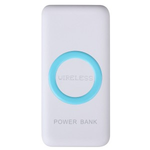 ワイヤレス充電器12000mAh Portable Wireless Charger Power Bank 2 in 1 Charging,Portable Charger External...