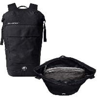 MAMMUT マムート Xeron Courier 20 〔バックパック・BAG 2017SS 〕 (black):2510-03600