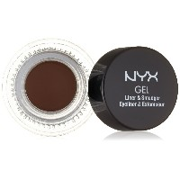 NYX Gel Liner and Smudger-Brown