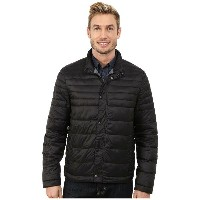 ケネスコール Kenneth Cole New York メンズ アウター コート【Quilted Poly Jacket】Black