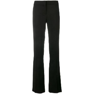 Tom Ford - tailored trousers - women - シルク/ポリエステル/ビスコース - 44