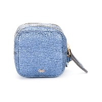 Anya Hindmarch - all around zip purse - women - レザー - ワンサイズ