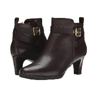 ロックポート Rockport レディース シューズ・靴 ブーツ【Total Motion Melora Strap Bootie】Ebano Burn Calf