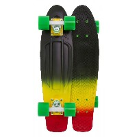 Penny Skateboards Carribean Fade 22 Complete Skateboard - 6 x 22 by Penny Skateboards [並行輸入品]