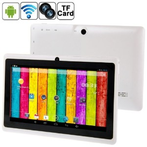 Celove VE7 pro WiFi タブレット - 7.0 inch スクリーン , Android 4.2.2 , ジャイロセンサー , CPU: Allwinner A23 , 1.2GHz...