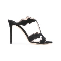 Jimmy Choo - Lanta 100 ミュール - women - レザー - 36