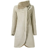 Uma Raquel Davidowicz - funnel neck coat - women - ポリエステル - 38