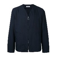 monkey time - zipped shirt jacket - men - ポリエステル - XL