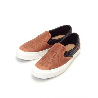 "BROOKS(ブルックス) ""BROOKS×VANS""限定スリッポンスニーカー【BROOKS-VANS VAULT/SLIP ON SHOES】"