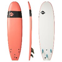 SOFTECH SURFBOARDS 7'0 CORAL HAND SHAPED SOFTBOARD 【ソフテック】 サーフボード ソフトボード 送料無料