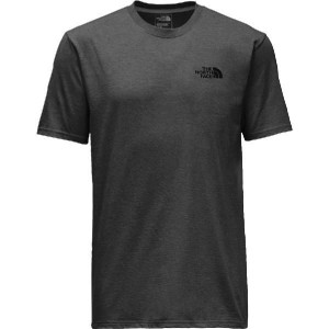 (取寄)ノースフェイス メンズ レッド ボックス Tシャツ The North Face Men's Red Box T-Shirt Tnf Dark Grey Heather/Heat Map...