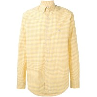 Etro - checked shirt - men - コットン - 40