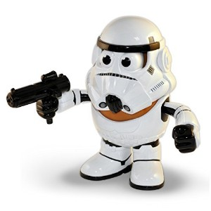 (Mr Potato Head) Mr. Potato Head Star Wars Storm Trooper Action Figure