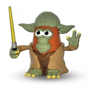 (Mr Potato Head) Mr. Potato Head Star Wars Yoda Action Figure (2014-08-04)