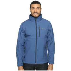 コロンビア Columbia メンズ アウター コート【Ascender Softshell Jacket】Night Tide/Collegiate Navy