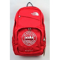"THE NORTH FACE (ザ・ノースフェイス) / ""USA WISE GUY"" BACKPACK (バックパック) / red"