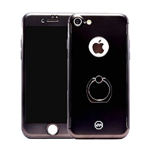 [smartg] 3in1 360 FULL COVER リング,フィルム付きケース【iPhone 6/アイフォン6 対応】 4.7インチ アイフォン6sカバー iphone6sカバー...