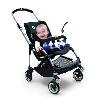 Bar That Fits the Bugaboo Bee, Bee Plus & Bee 3. (Front Facing Only As Seen in Photo) by Neutral