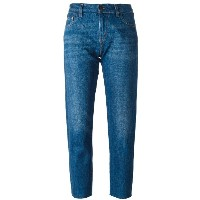 Levi's Vintage Clothing - 1967 Customized 505 cropped jeans - women - コットン - 28