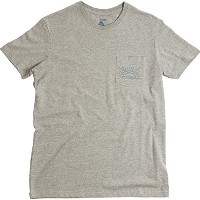 Poler Sunshine Pocket T-Shirt Grey L Tシャツ 並行輸入品