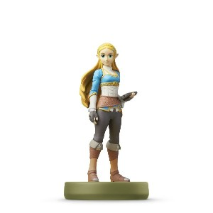 Amiibo: The Legend of Zelda Series - Botw: Zelda