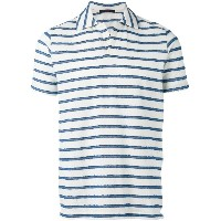 The Gigi - striped polo shirt - men - コットン - L