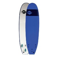 SOFTECH SURFBOARDS 7'6 SMOKE NAVY HAND SHAPED SOFTBOARD 【ソフテック】 サーフボード ソフトボード 送料無料