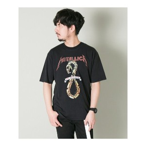 URBAN RESEARCH METALLICA T-SHIRTS アーバンリサーチ【送料無料】