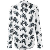 Paul & Joe - floral print shirt - men - コットン - XXL