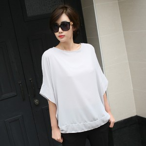 [zoozoom] Feminine square blouse 8color / 23139