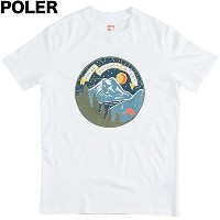 Poler Camp Time T-Shirt White M Tシャツ 並行輸入品
