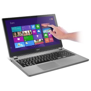 エイサー アスパイア ノートパソコン Acer Aspire V5-Series 15.6-Inch Touchscreen Laptop (AMD Quad-Core A10-5757M 2...