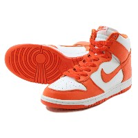 2016年 SUMMERモデル NIKE DUNK RETRO QS ナイキ ダンク レトロ QS WHITE/ORANGE BLAZE