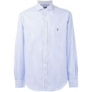 Polo Ralph Lauren - striped shirt - men - コットン - XL