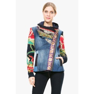 【SALE 49%OFF】デシグアル Desigual CHAQ_MARSELL (DENIM MEDIUM WASH)