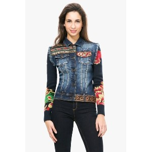 【SALE 30%OFF】デシグアル Desigual CHAQ_CECI (DENIM DARK BLUE)