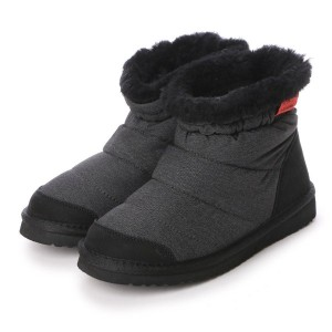 【SALE 40%OFF】ベアパウ BEARPAW Snow Fashion Short (Charcoal) レディース