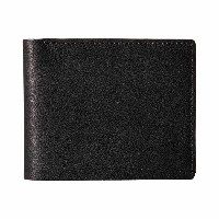 ボスカ Bosca メンズ アクセサリー 財布【Washed Collection - 8-Pocket Deluxe Executive Wallet】Black