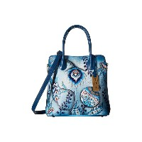 アヌシュカ Anuschka Handbags レディース バッグ ビジネスバッグ【551 Medium Expandable Convertible Tote】Bewitching Blues
