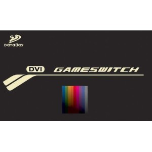 GAME SWITCH ゲームスイッチ GS-D00202N DVI to HDMIアダプタ付属